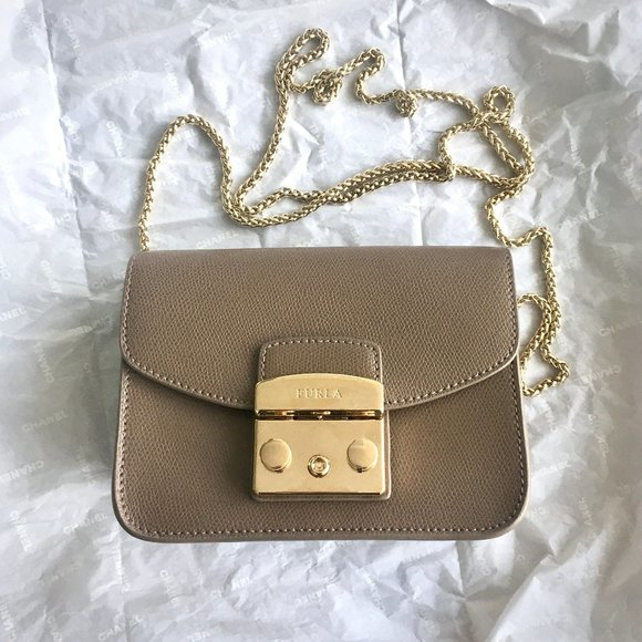 Furla Handbags - Furla Metropolis Mini Crossbody